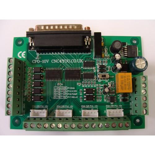 Cnc Breakout Board Wiring Diagram - All Diagram Schematics on
