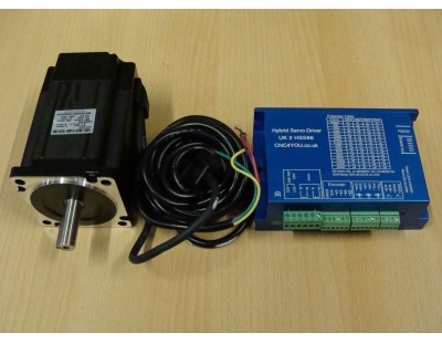 Stepper Servo Motor 12Nm Nema 34